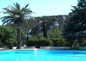 Property with big swimmingpool for sale in south of france